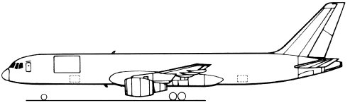 Drawn airplane side view Pentagon Evidence The the What