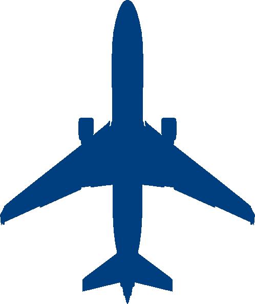 Drawn aircraft transparent background #2