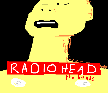 Drawn album cover artistic An poorly drawn  unnecessary
