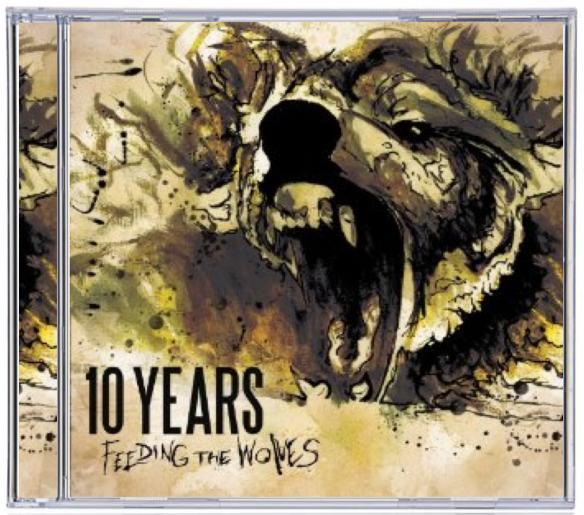 Drawn album cover artistic Years Album Covers 10