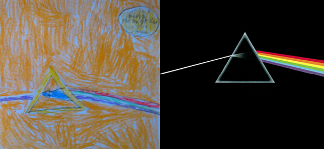 Drawn album cover artistic Classic Drawn By 14 By