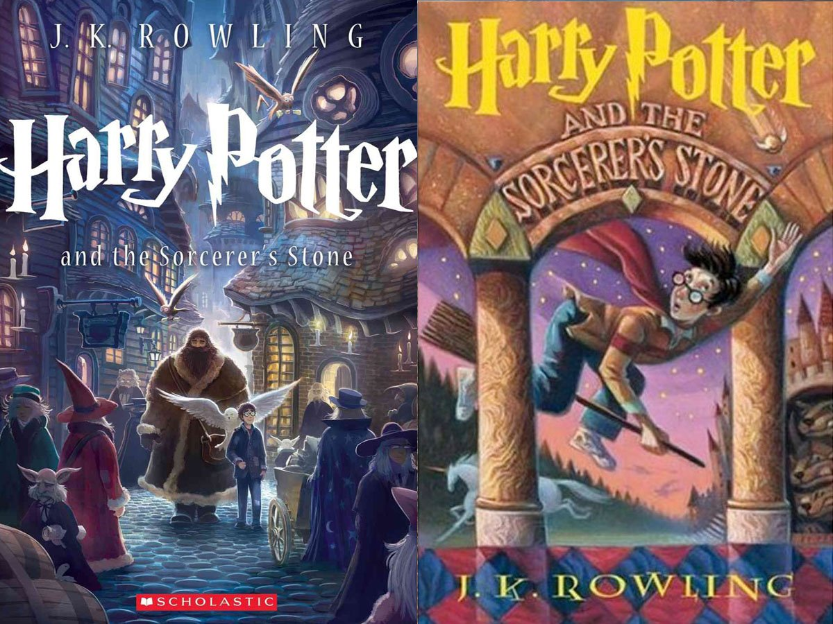 Drawn album cover awesome Anniversary Potter Comparison harry Art