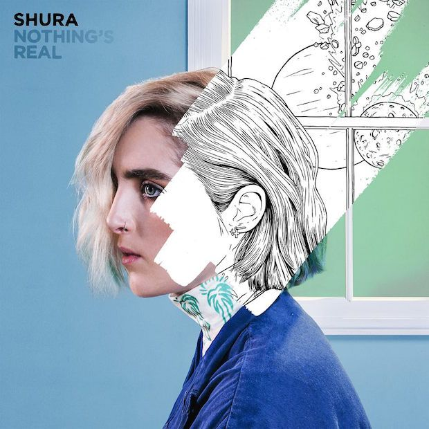 Drawn album cover awesome Remix Four Best scrapbook Shura