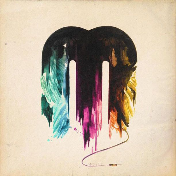 Drawn album cover city color 108 on – City Madeon