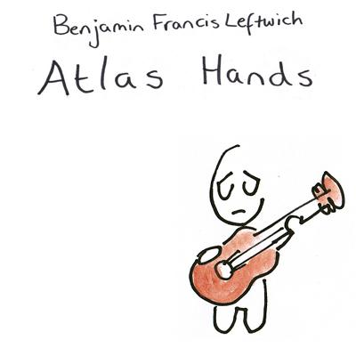Drawn album cover colourful Harry Darlington's A2 drawn Hand