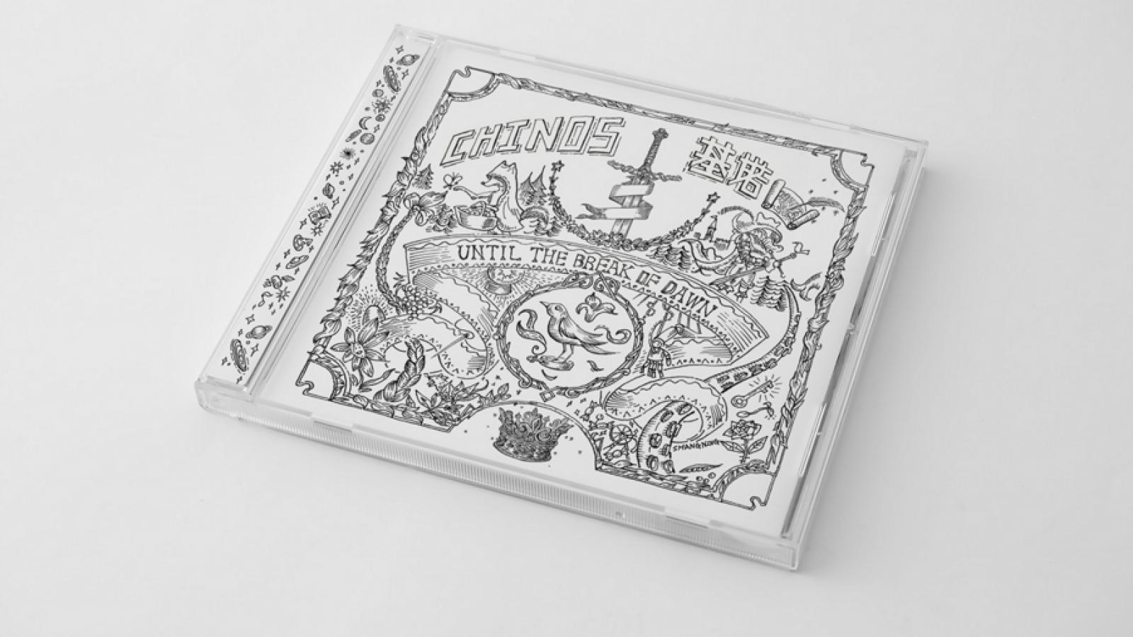 Drawn album cover illustration Abduzeedo Hand Draw Cover Album