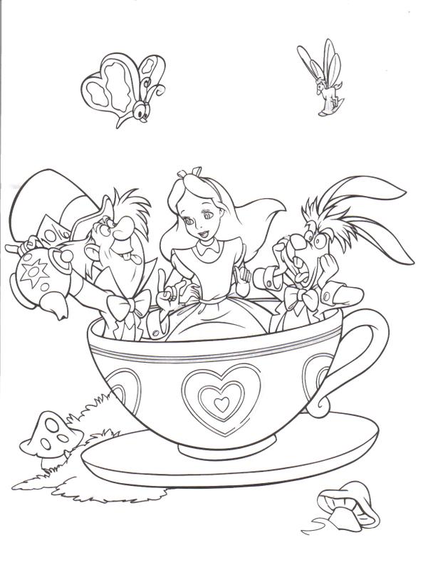 Drawn alice in wonderland cinderella #12