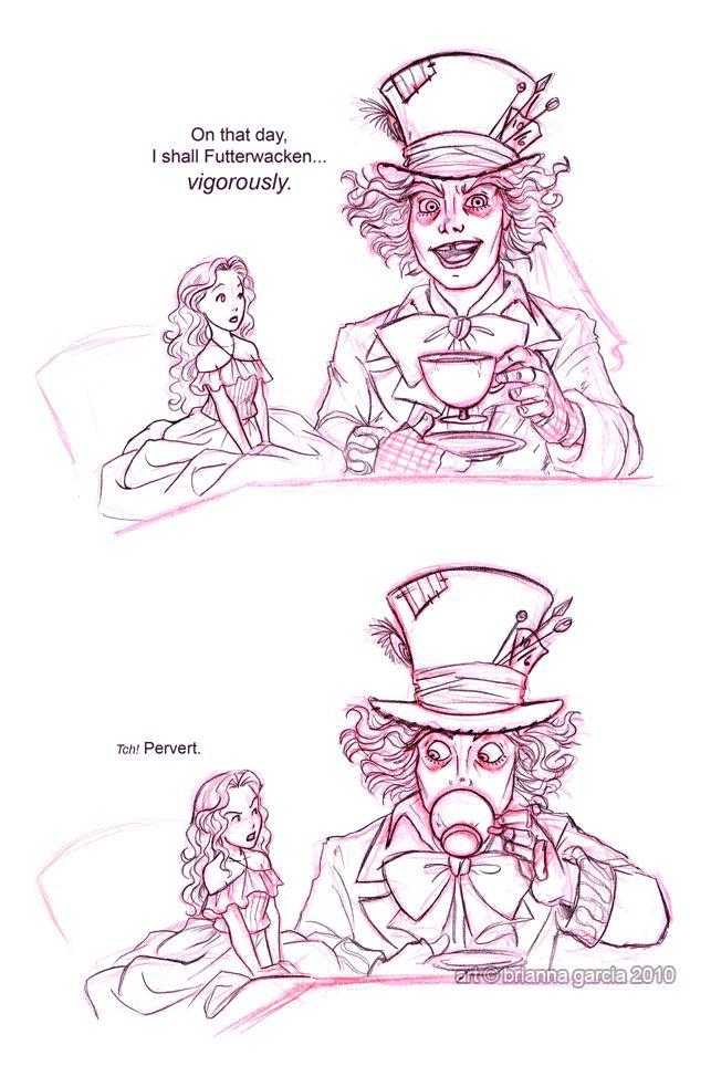 Drawn alice in wonderland disney tradition Best Wonderland!! (Tim Wonderland Garcia