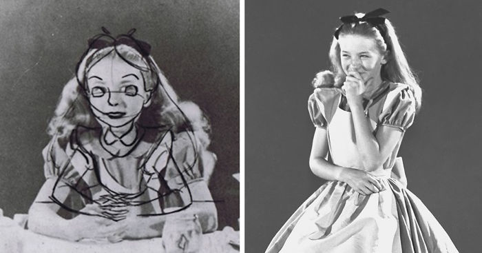 Drawn alice in wonderland old Used submission User To Old
