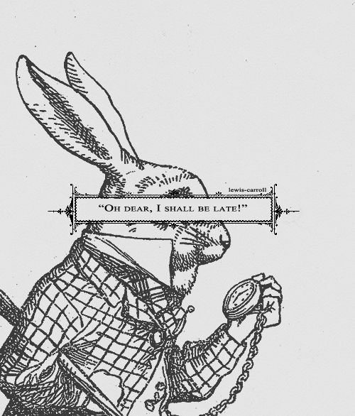 Drawn alice in wonderland the rabbit hole drawing #15