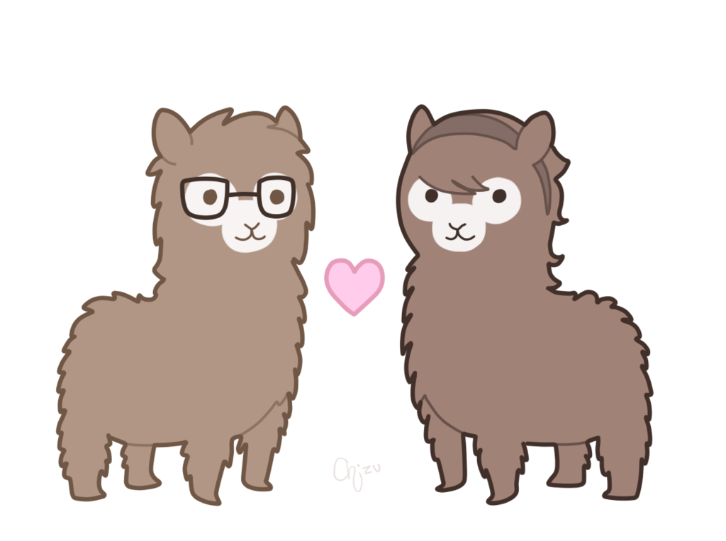 Drawn alpaca Art Pencil Pic Drawing Realistic