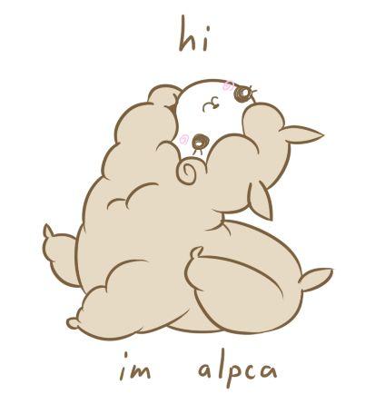 Drawn alpaca 118 best images on Buscar