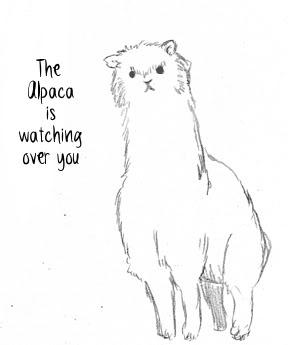 Drawn alpaca Alpaca: kitayumeverse kitayumeverse Scanlation] ?