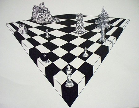 Drawn amd chess Two perspective Perspective lesson! lesson