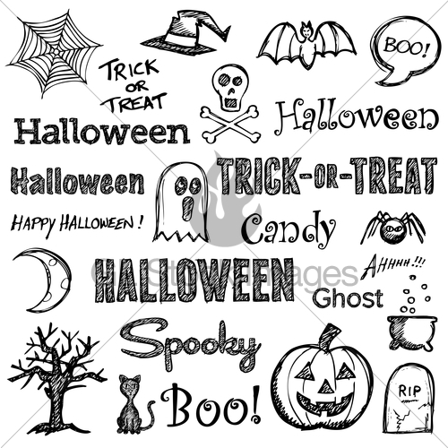 Drawn amd halloween And Stock Halloween Text Images