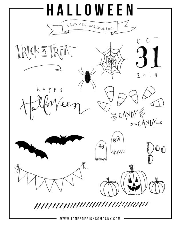 Drawn amd halloween Hand halloween collection Design art