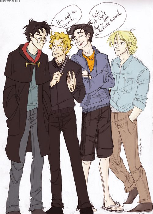Drawn amd harry potter 25+  Best by: is