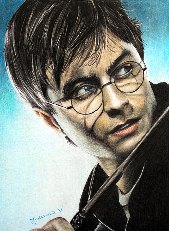 Drawn amd harry potter Potter