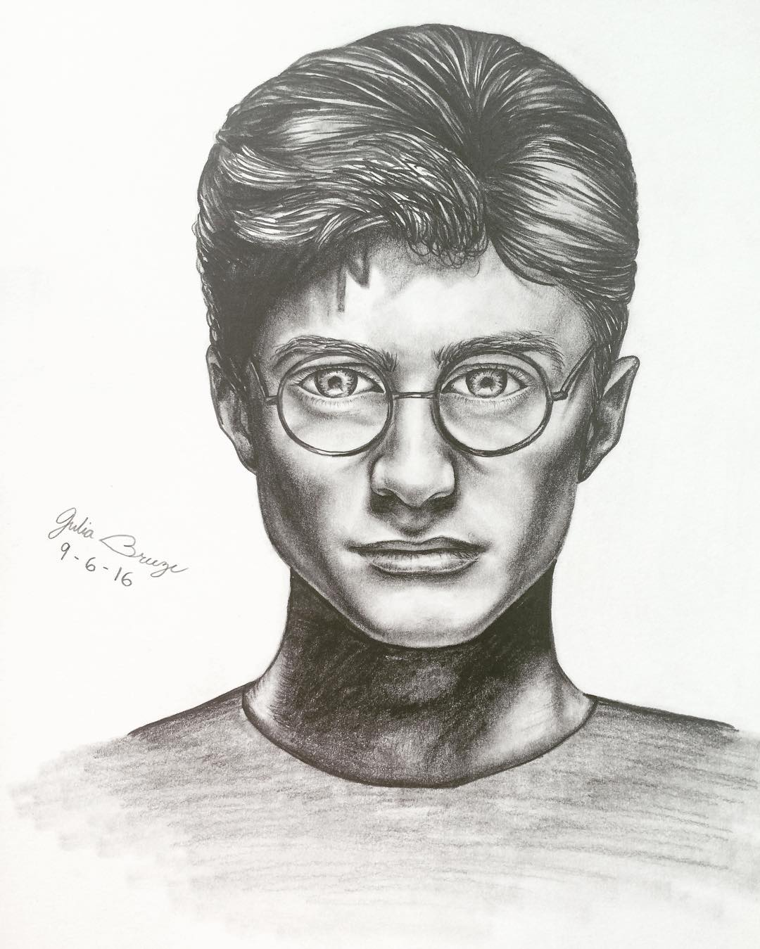Drawn amd harry potter Draw class= kinda so harry