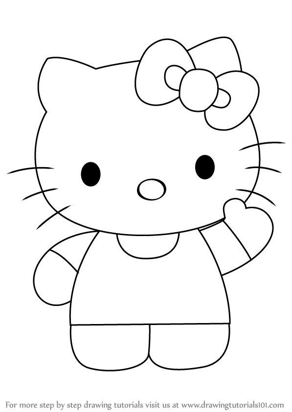 Drawn amd hello kitty 20+ Best Pinterest and ideas