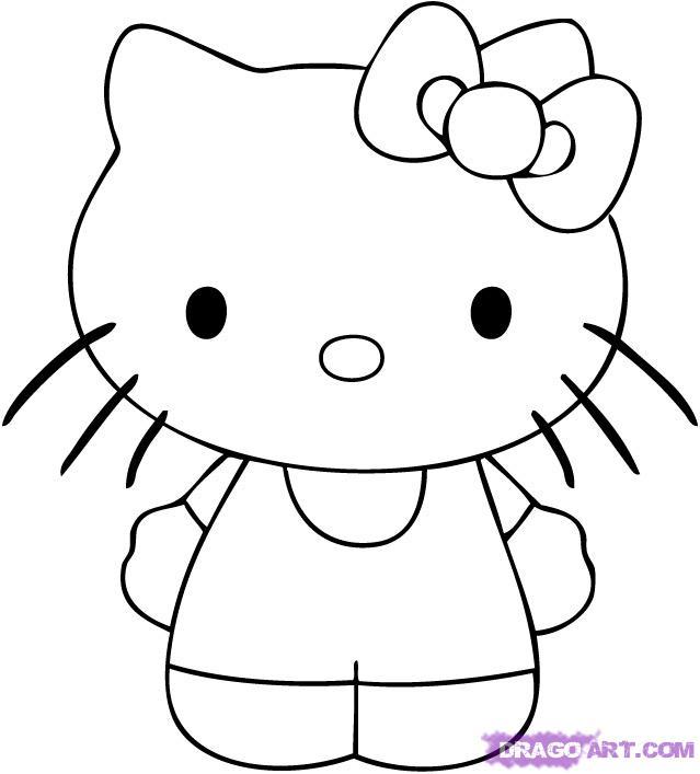 Drawn amd hello kitty Hello Draw Pop a Step