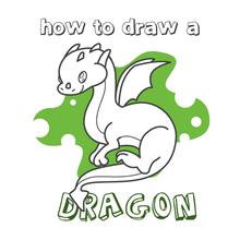 Drawn amd kid Draw Dragon Hellokids draw Kids