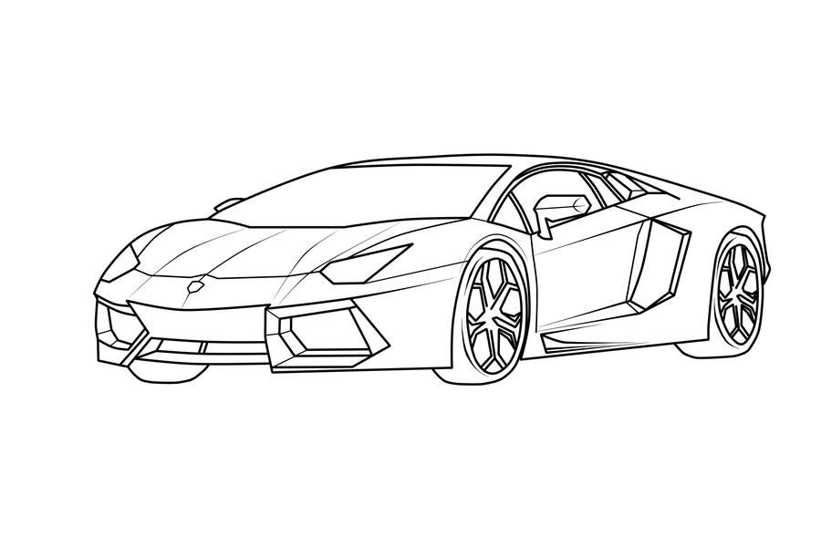 Drawn amd lamborghini aventador 1ec0fbfd81eb313118d15557f52f9954 Aventador How Drawing Full