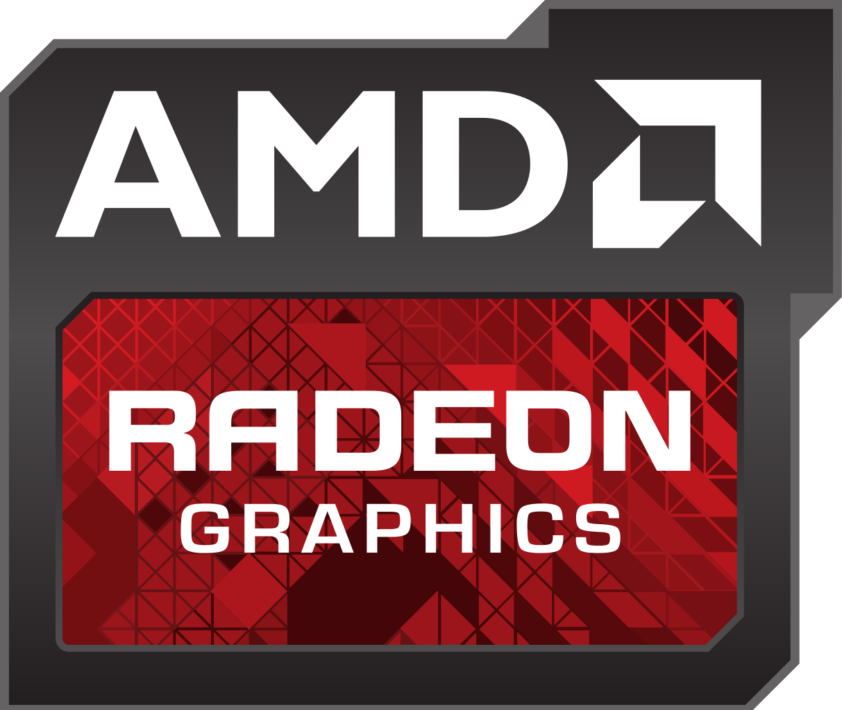Drawn amd logo 16 480 and performance Software