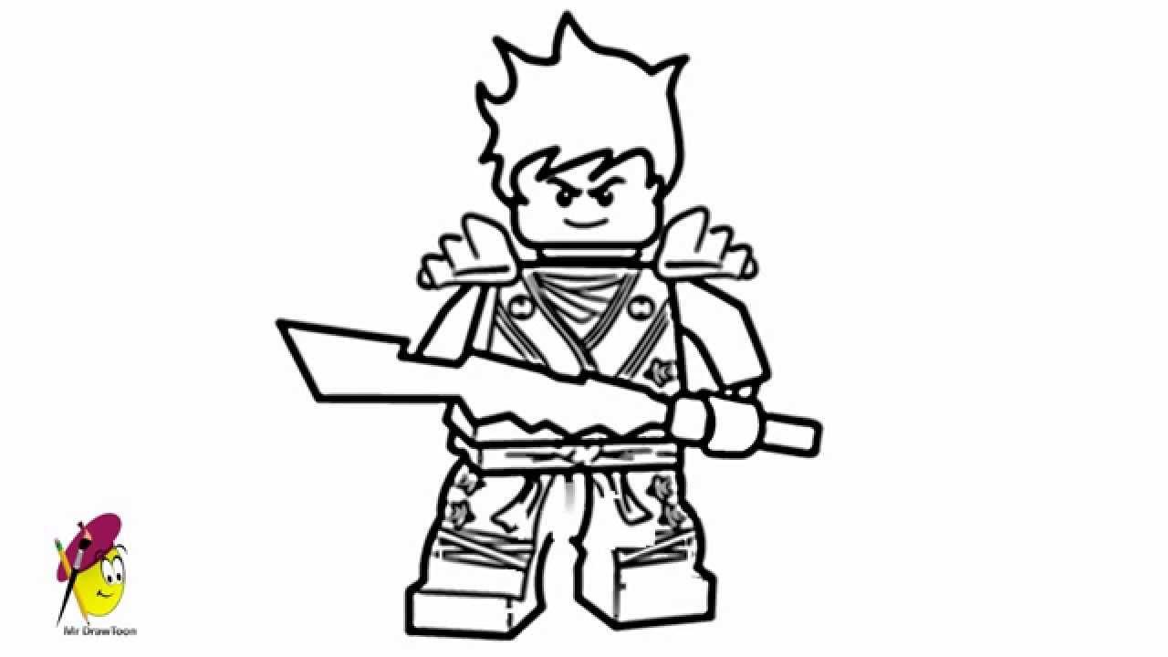 Drawn amd ninjago To Ninjago Ninjago YouTube How