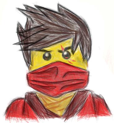 Drawn amd ninjago Drawing found found LEGO ALL