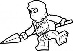 Drawn amd ninjago Step how jay cole to
