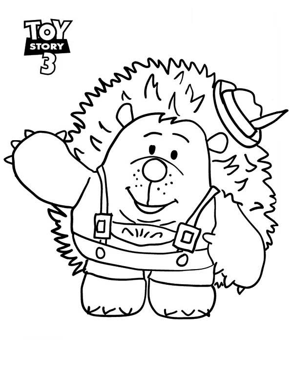Drawn amd toy story  Coloring Pages Story Pages