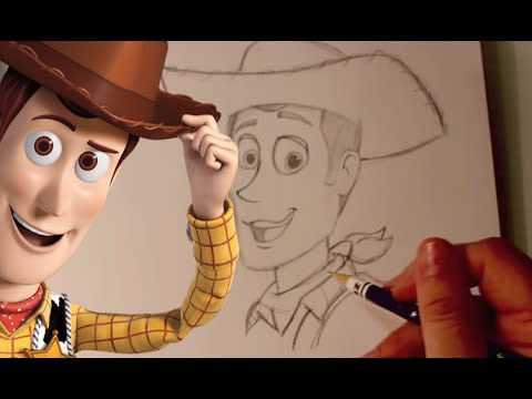 Drawn amd toy story How from Pixar's Story to