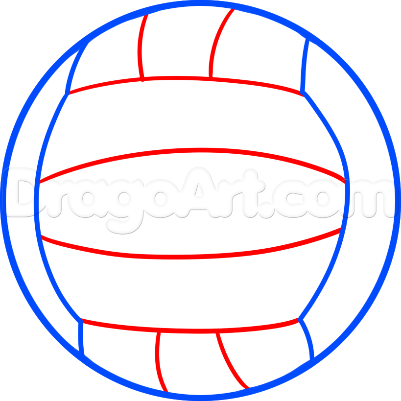 Drawn amd volleyball The Movies to volleyball 3