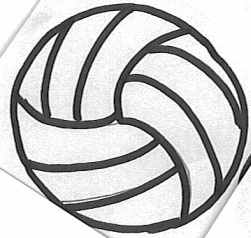 Drawn amd volleyball Volleyball Made How Picture Easy