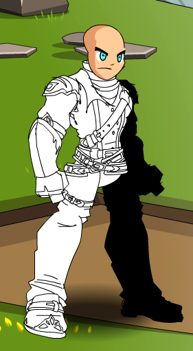 Drawn pirate scallywag Drawn AQW J6 Armor MKxjnd7