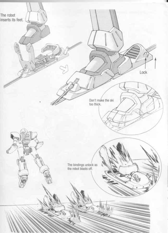 Drawn amour anime Arts Joshua Armor Robots Armor