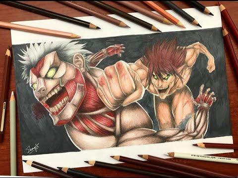 Drawn amour attack on titan #13