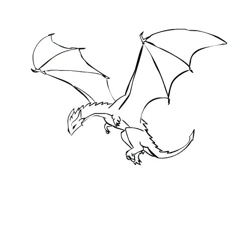 Drawn amour dragon head Best Toothless movie A