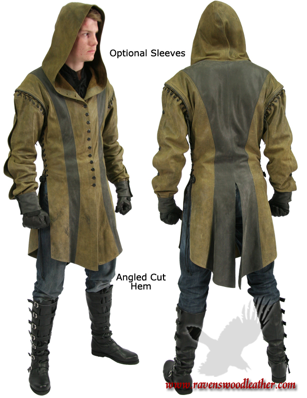 Drawn armor jerkin  Ranger Jerkin