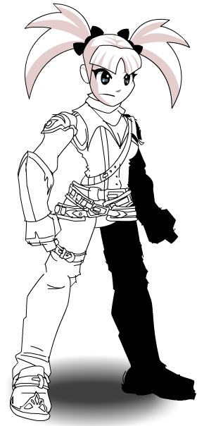 Drawn amour leather Hand Drawn AQW FtqQpd7 png