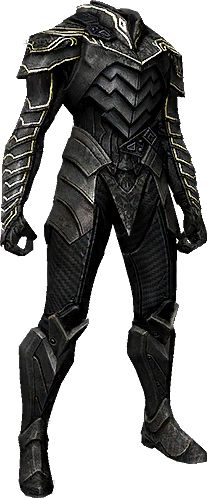 Drawn amour leather Armor primevalthule: Fantasy by The