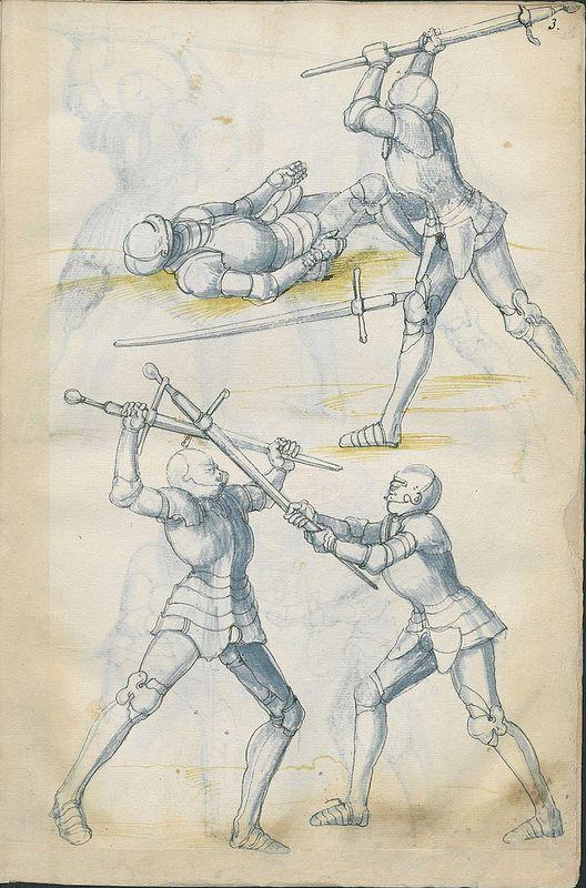 Drawn katana combat #9