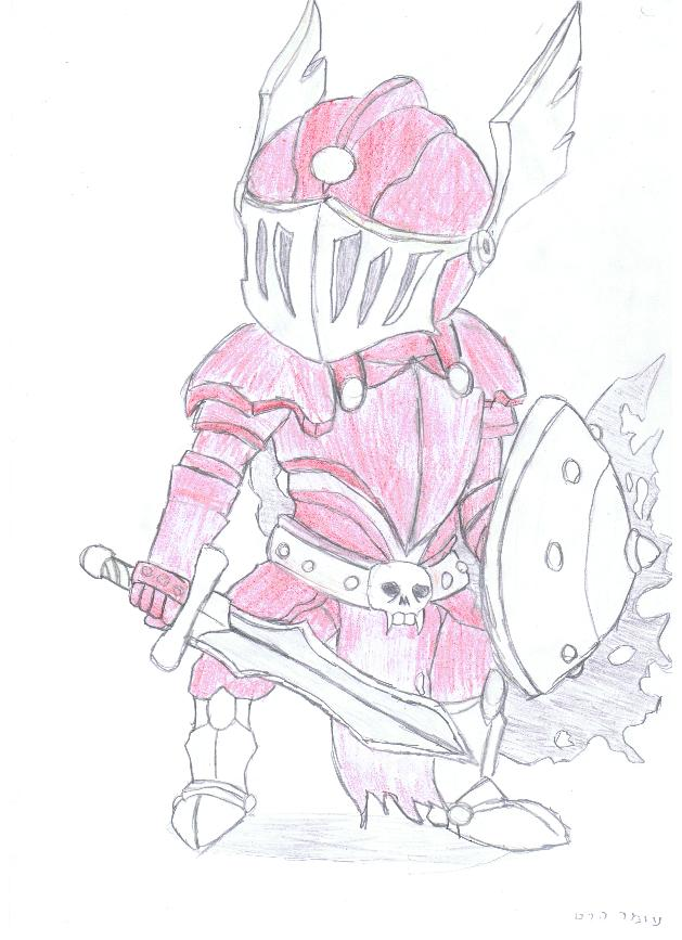 Drawn armor minecraft #10