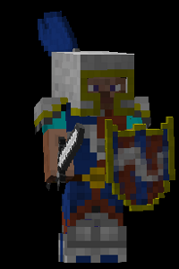 Drawn amour minecraft Blade: helmet a 2 Battlegear