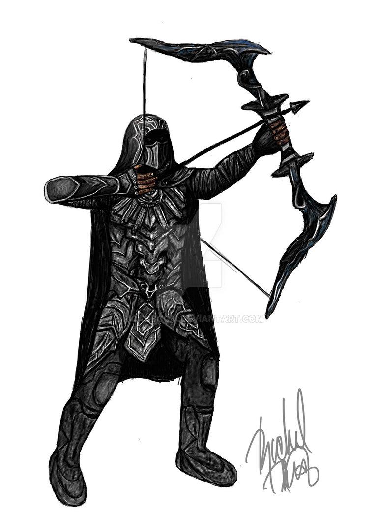 Drawn amour nightingale DeviantArt Armor Nightingale ricanboom ricanboom