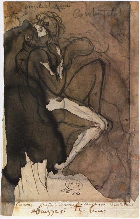 Drawn amour powerful Auguste c images Rodin Rodin