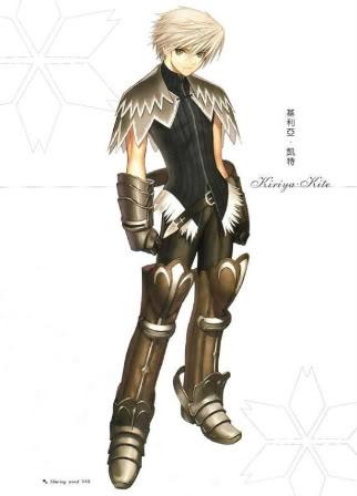 Drawn armor white knight #15
