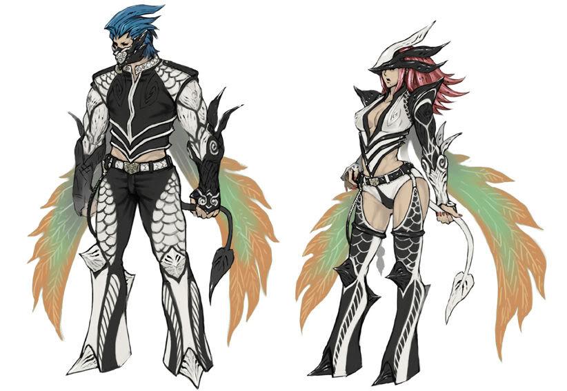 Drawn armor white knight #8