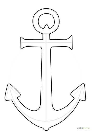 Drawn anchor skull Draw Anchor an 25+ drawings